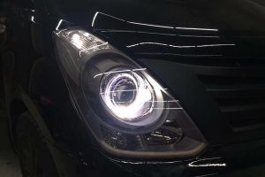 Projector Headlights After Installed