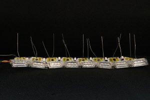 LED Head Lights Before Installation